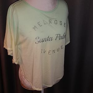 H&M Shirts & Tops - Trans Color Flow Top (Youth 12-14)